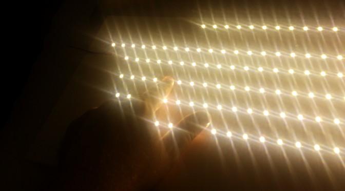 Sähköä ilmassa ja valoa katossa