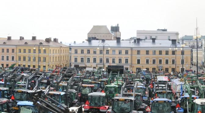 Traktorimarssi