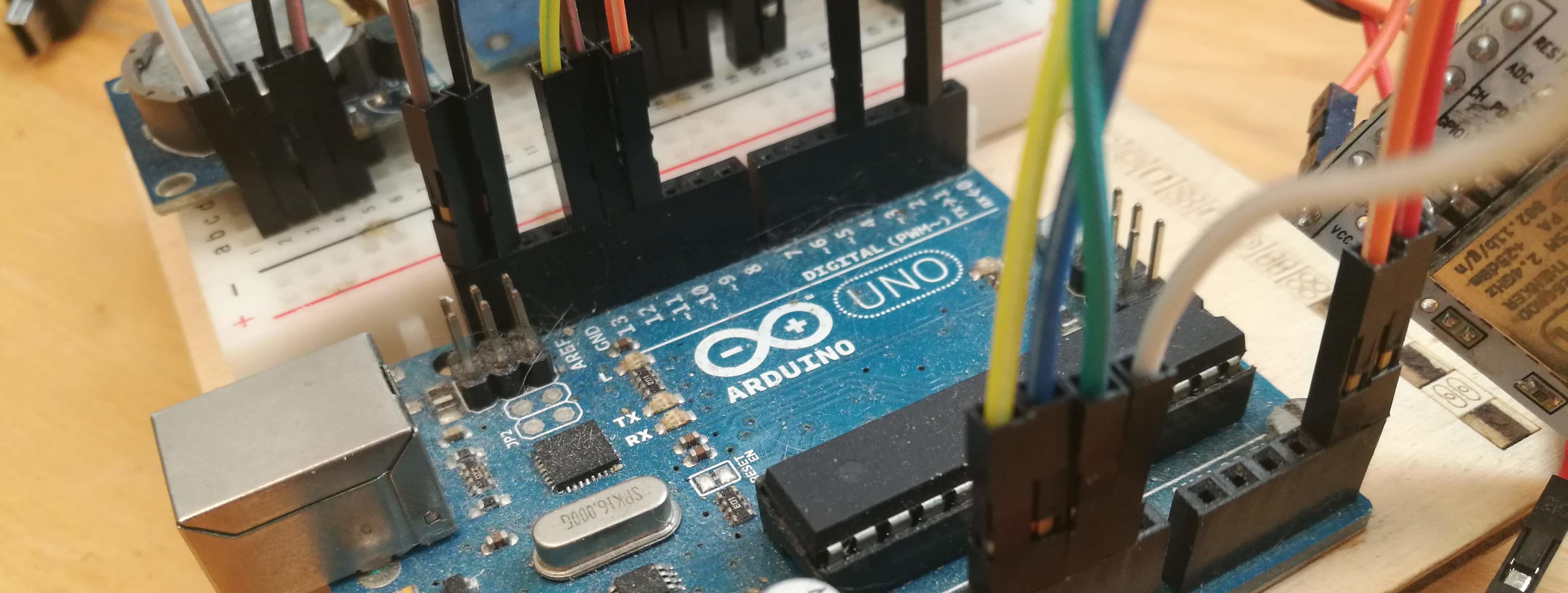 Arduino toimi vain root tunnuksella